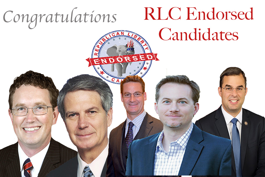 Congratulations to the RLC Endorsed Candidates