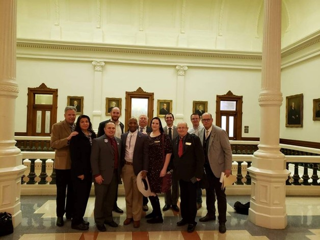 Texas Republican Liberty Caucus Holds Legislative Day in State Capitol